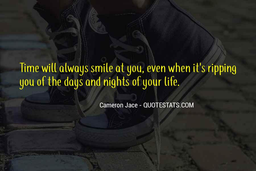 Quotes About When You Smile #208130