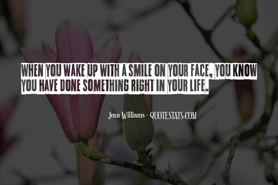 Quotes About When You Smile #209841