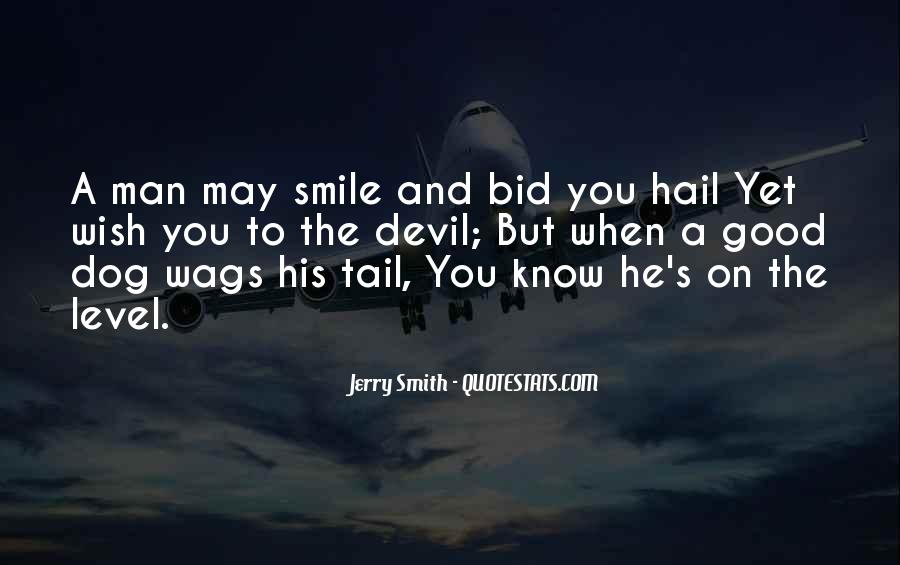 Quotes About When You Smile #321885