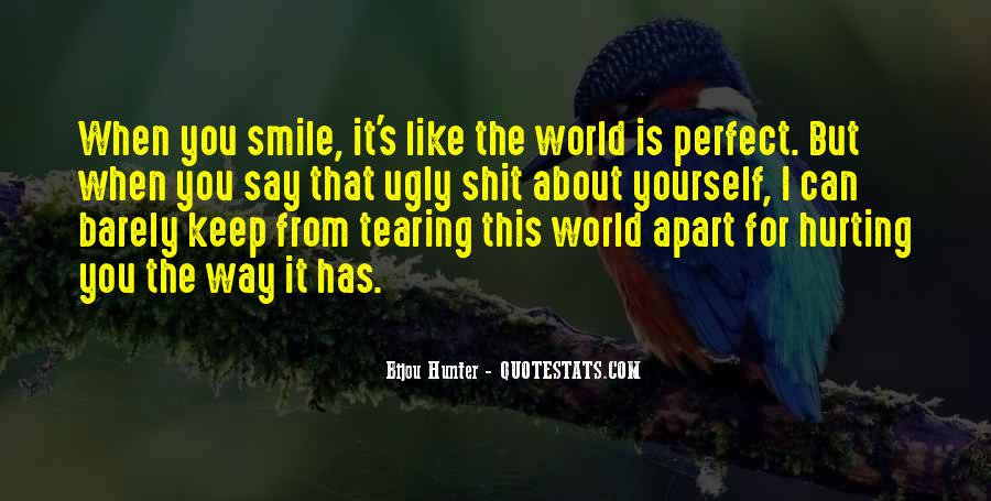 Quotes About When You Smile #332092