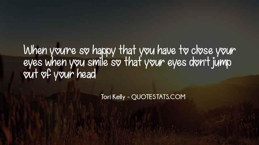 Quotes About When You Smile #53167