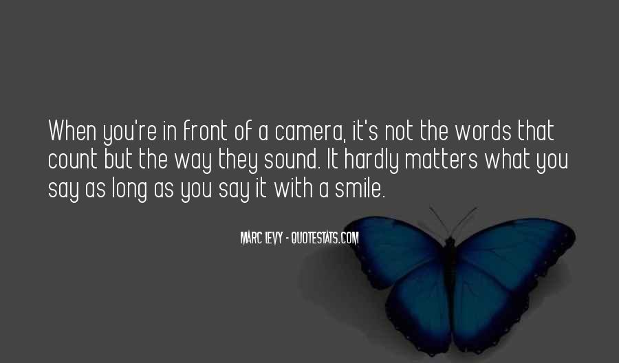 Quotes About When You Smile #66439