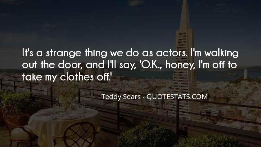 Clothes'll Quotes #1086056