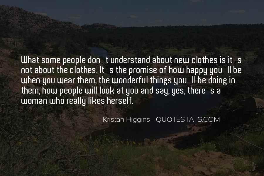 Clothes'll Quotes #119140