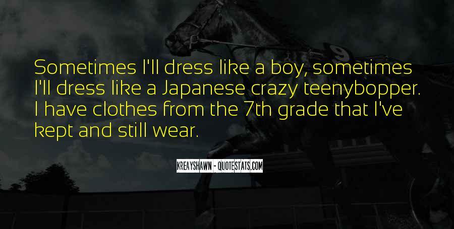 Clothes'll Quotes #1299637