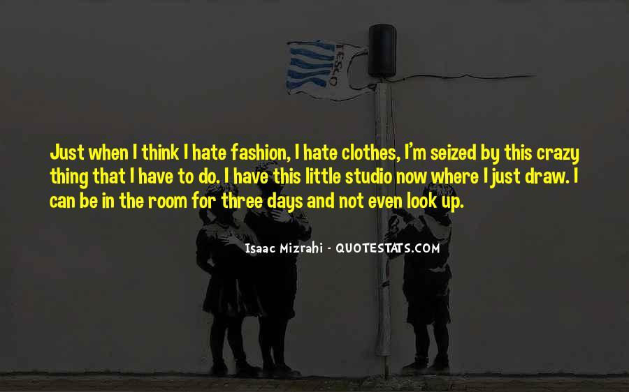 Clothes'll Quotes #135