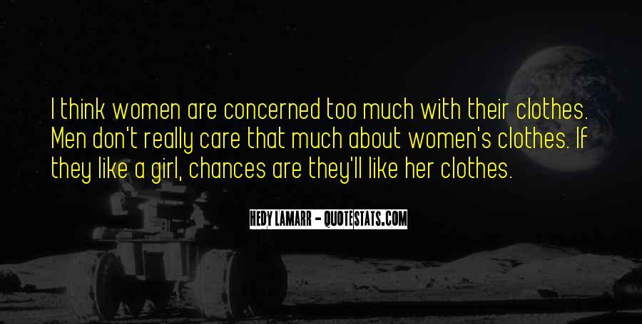 Clothes'll Quotes #1378847