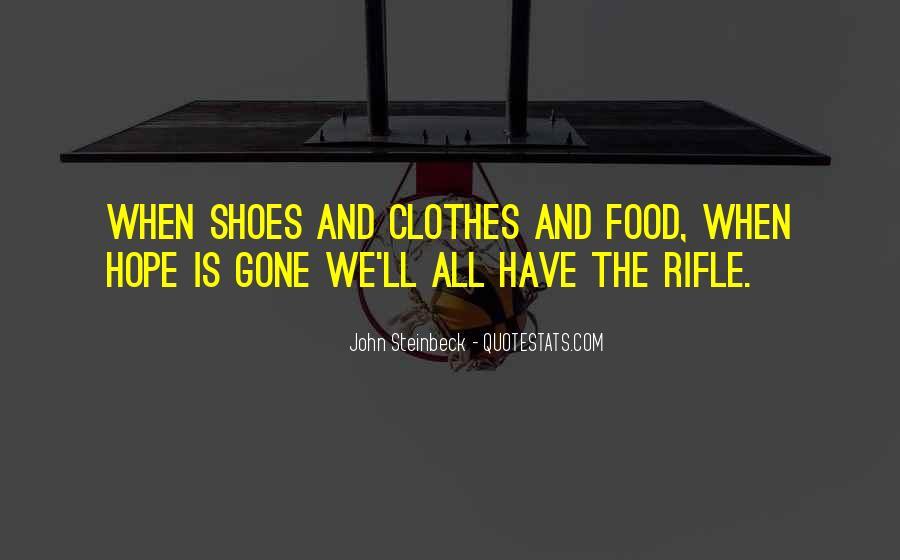 Clothes'll Quotes #253939