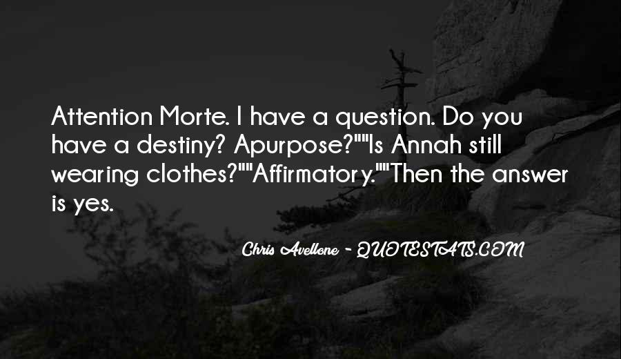Clothes'll Quotes #26