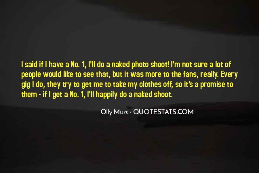 Clothes'll Quotes #312065