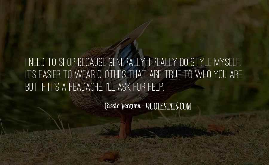 Clothes'll Quotes #333694