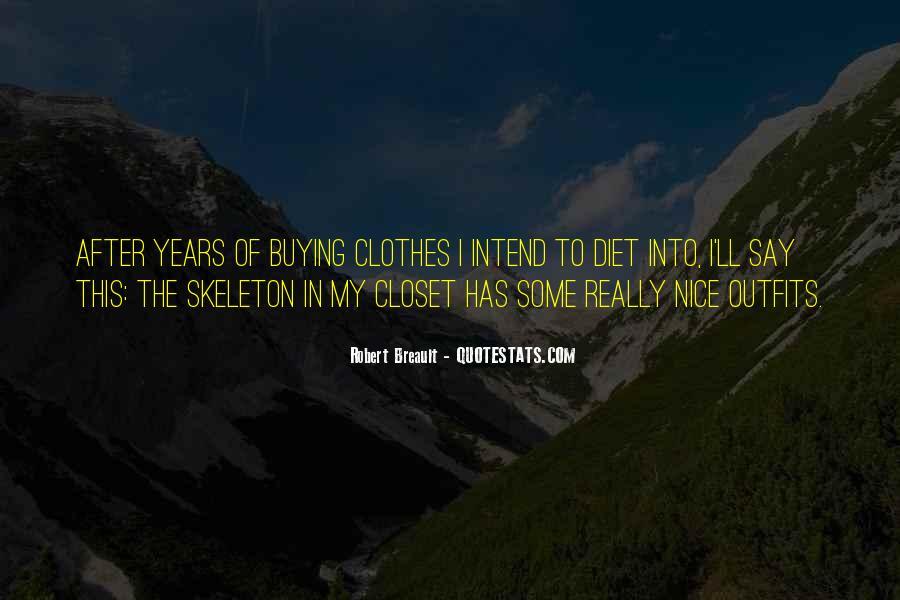Clothes'll Quotes #569675