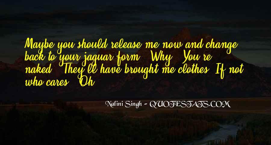 Clothes'll Quotes #614961