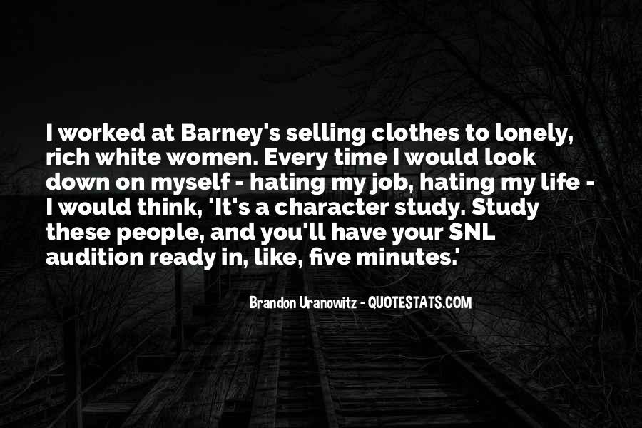 Clothes'll Quotes #730808
