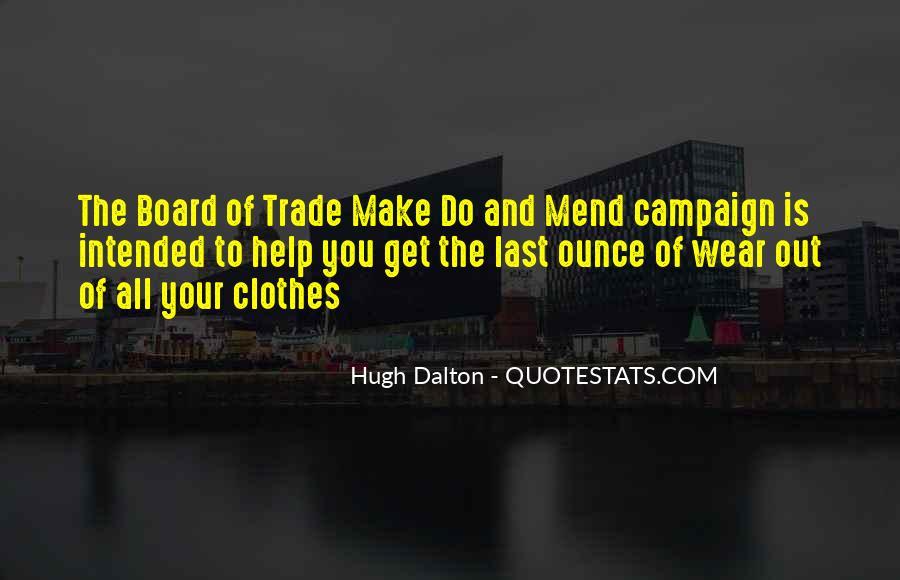 Clothes'll Quotes #759
