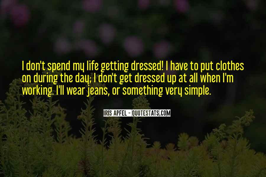 Clothes'll Quotes #960251