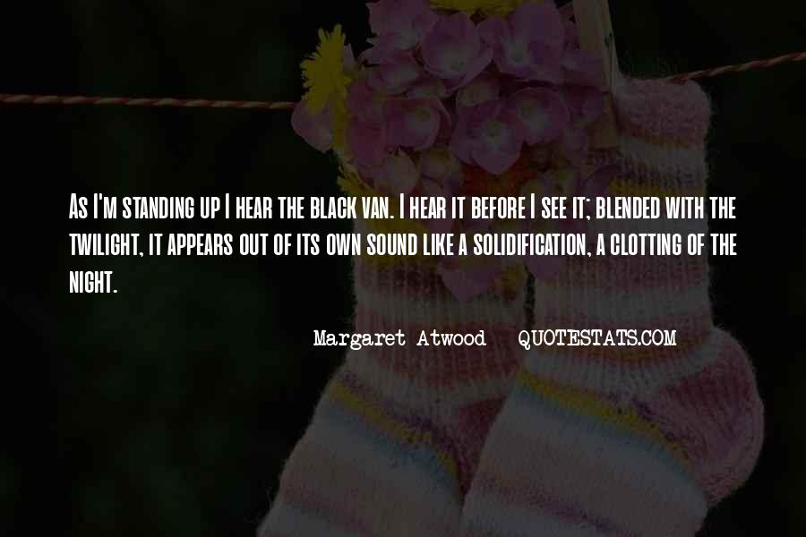 Clotting Quotes #86449