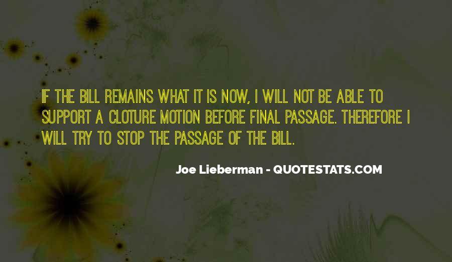Cloture Quotes #996989