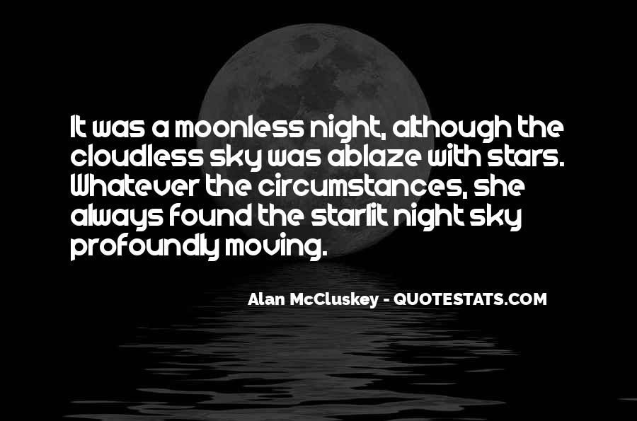 Cloudless Quotes #1410539