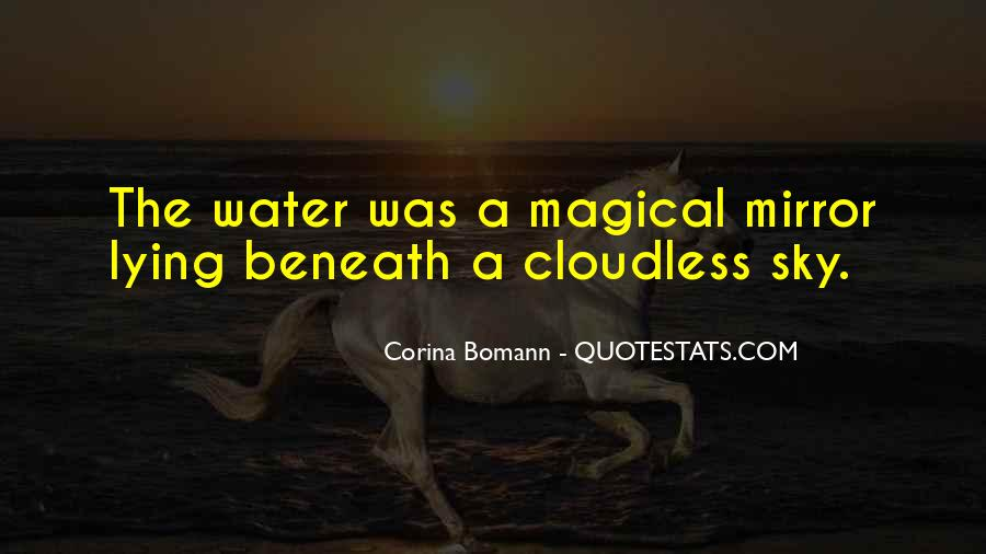 Cloudless Quotes #152932