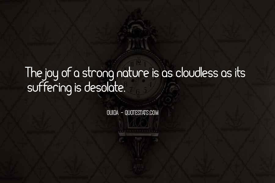 Cloudless Quotes #1613605