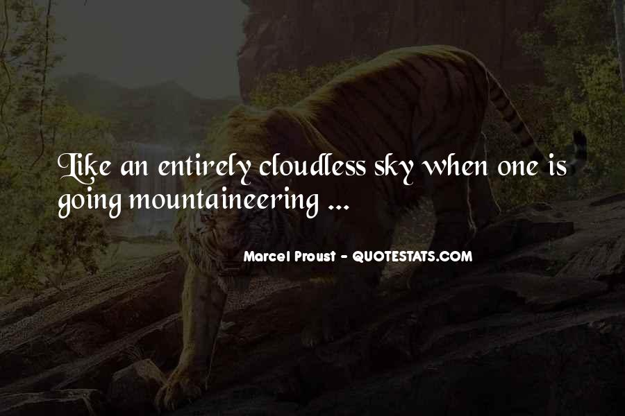 Cloudless Quotes #1714037