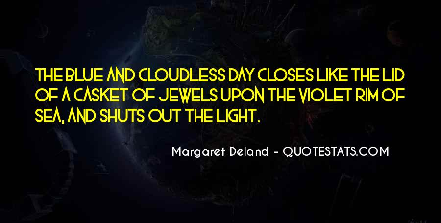 Cloudless Quotes #1830618