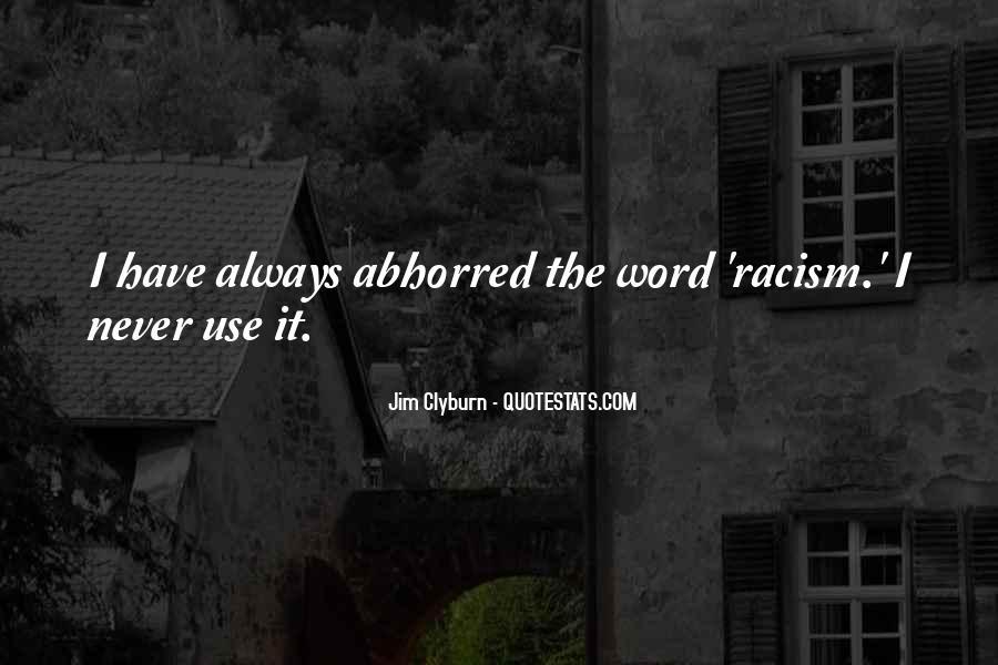 Clyburn Quotes #1738525