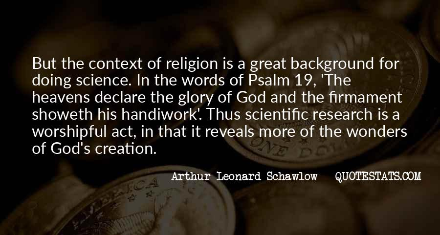 Quotes About Scientific Research #1048276