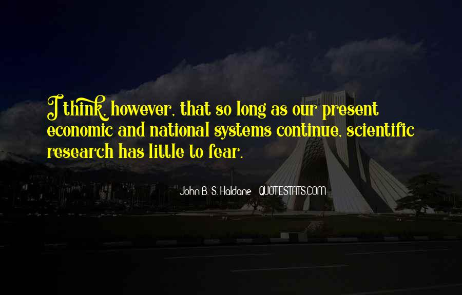 Quotes About Scientific Research #1091147
