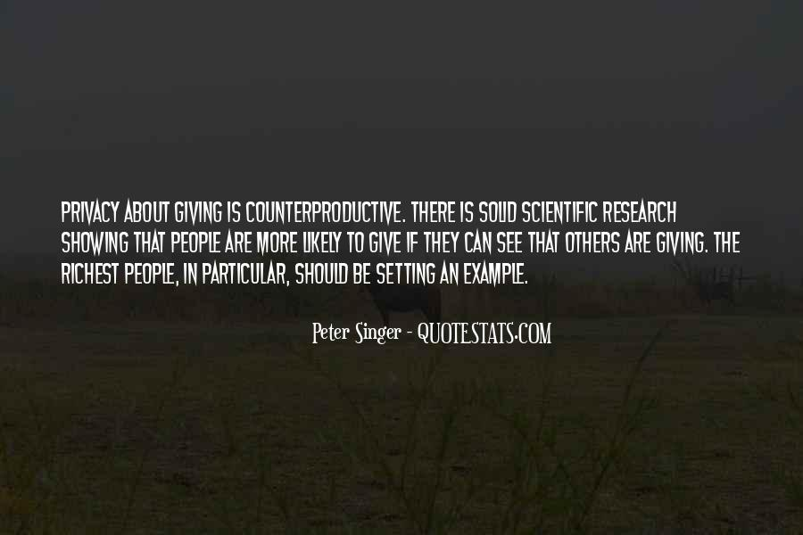 Quotes About Scientific Research #1214770