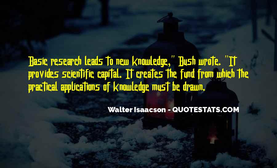 Quotes About Scientific Research #1305353