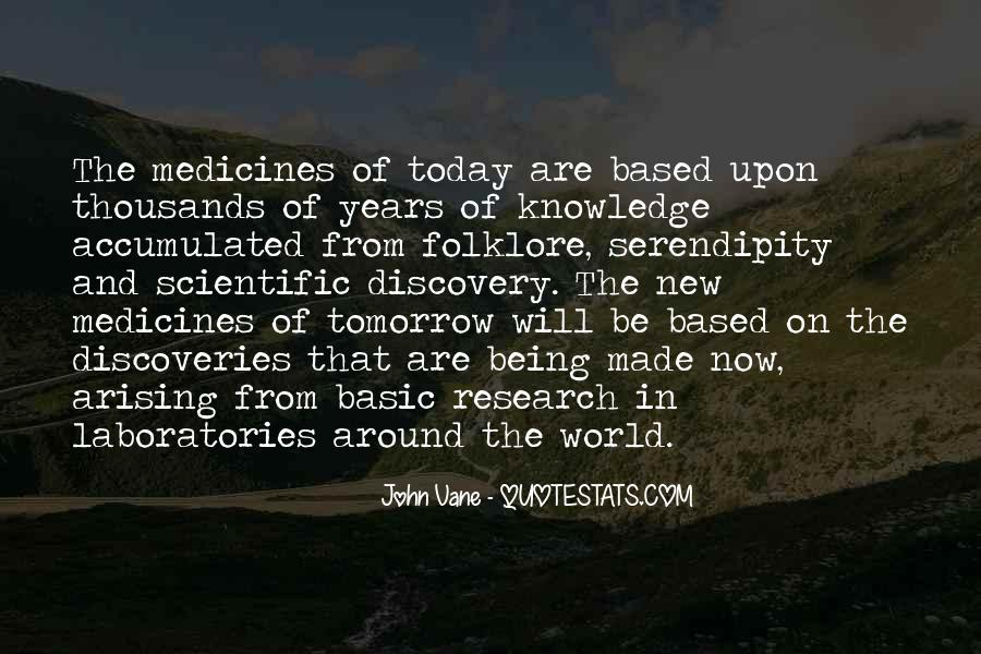 Quotes About Scientific Research #130586