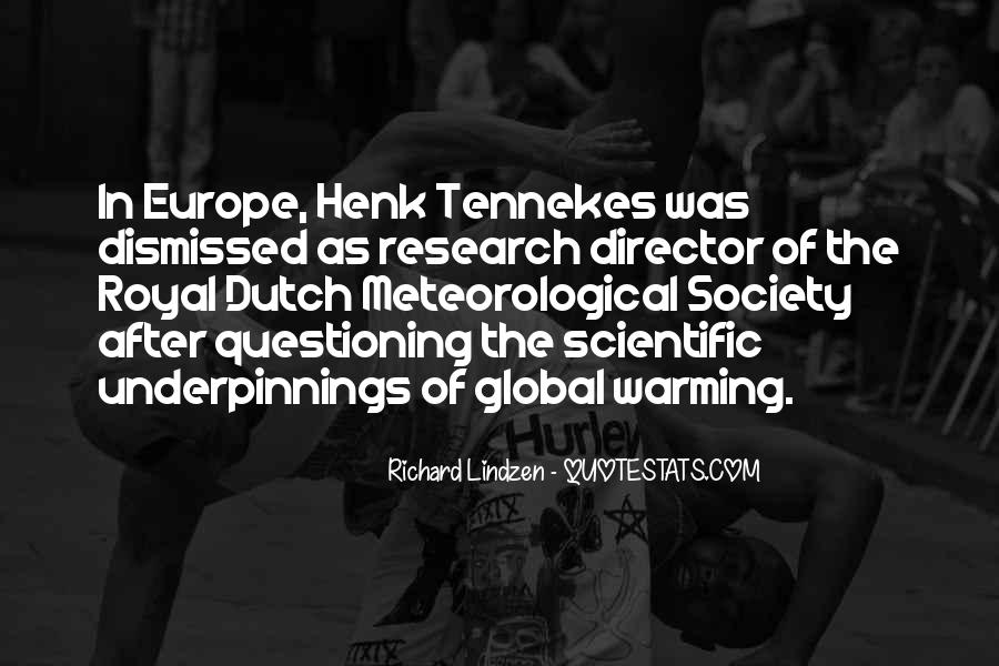 Quotes About Scientific Research #1347078