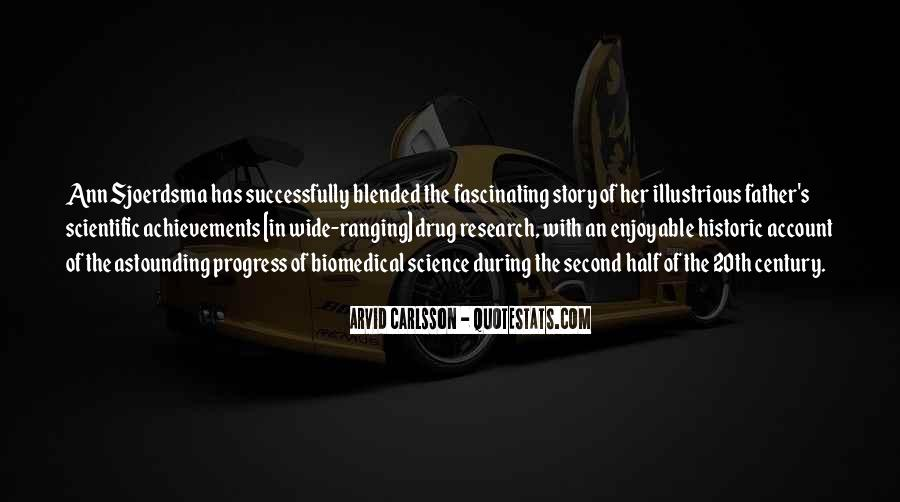 Quotes About Scientific Research #1368434