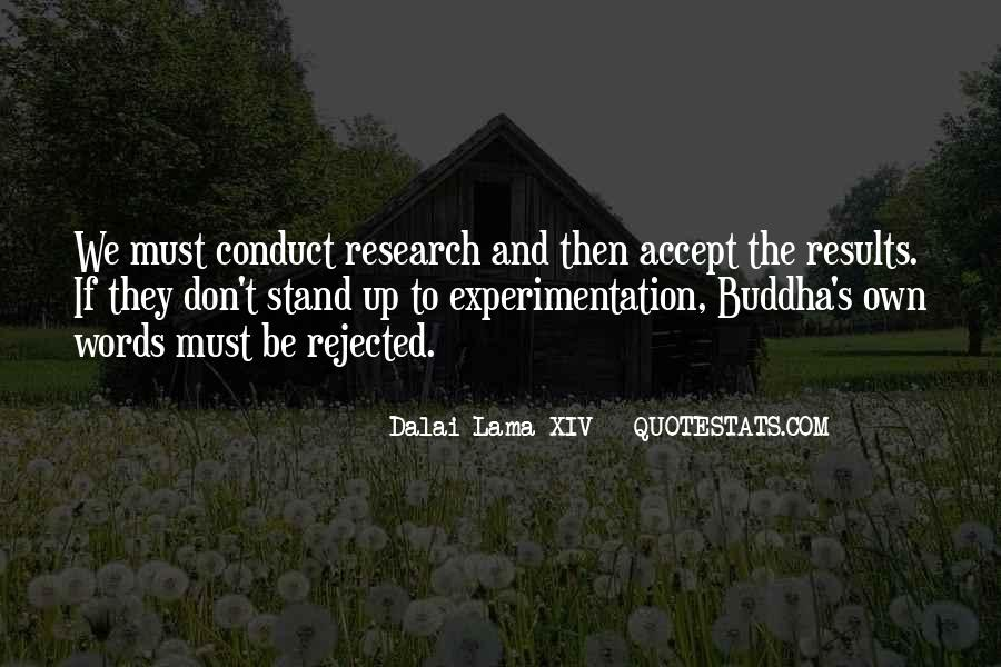 Quotes About Scientific Research #1381764