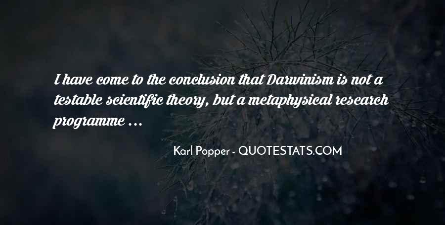 Quotes About Scientific Research #1503722