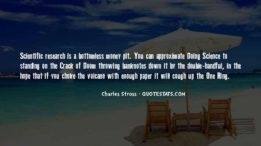 Quotes About Scientific Research #227534