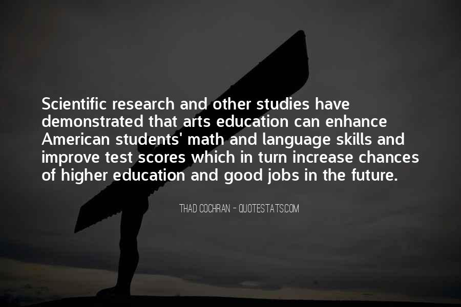 Quotes About Scientific Research #245190