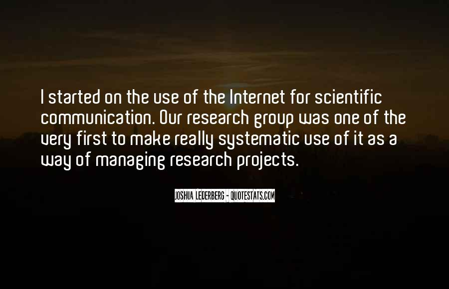 Quotes About Scientific Research #507908