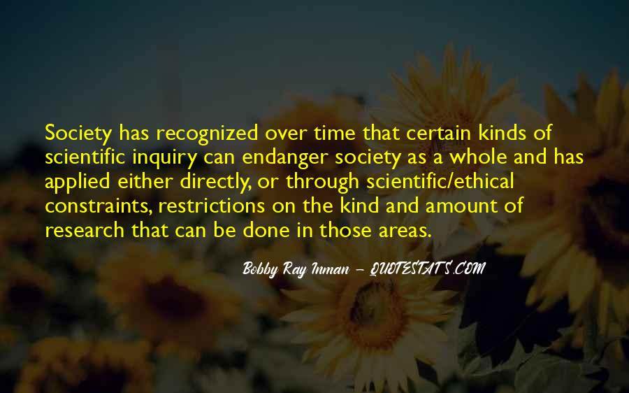 Quotes About Scientific Research #641453