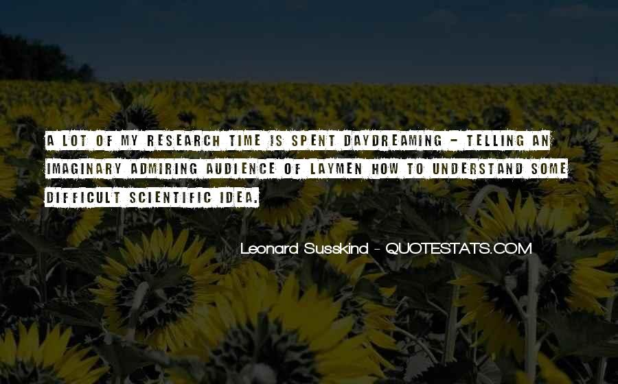 Quotes About Scientific Research #674504