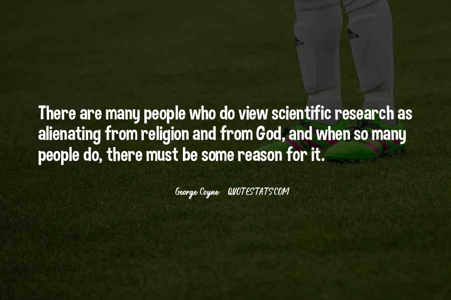 Quotes About Scientific Research #676794