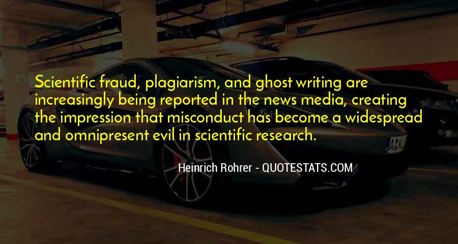 Quotes About Scientific Research #931185