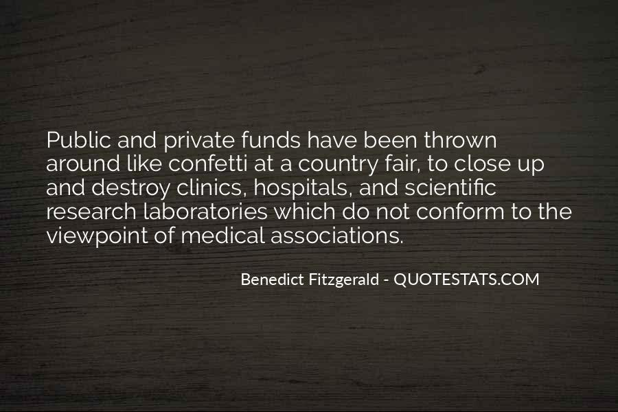 Quotes About Scientific Research #957758