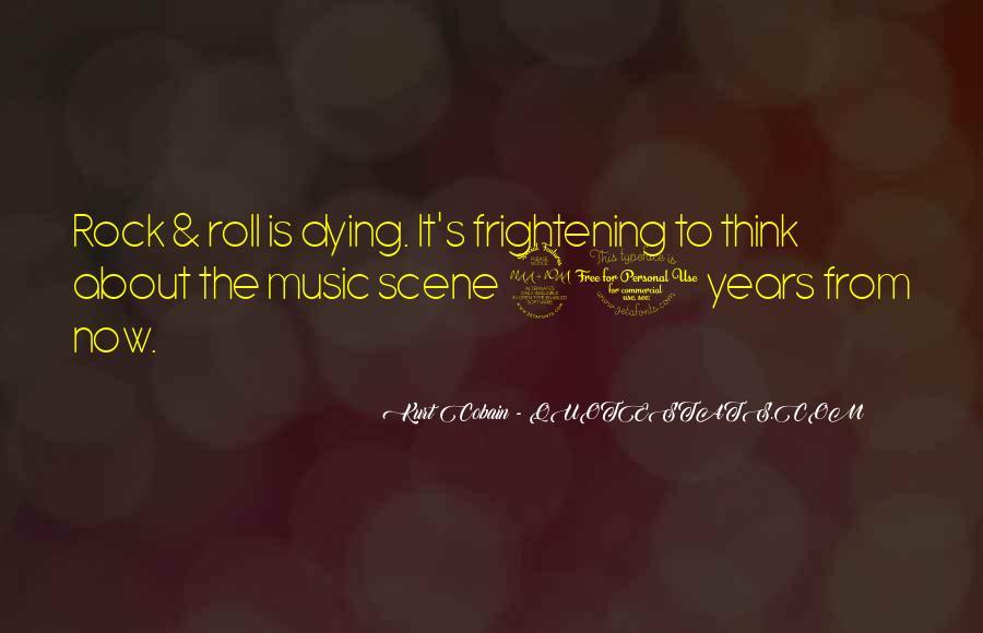 Cobain's Quotes #1124786