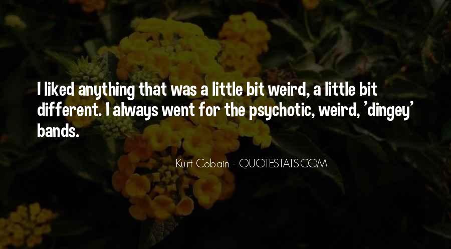 Cobain's Quotes #113073
