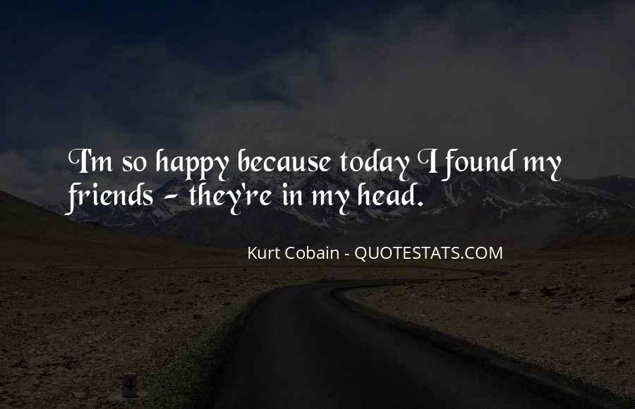 Cobain's Quotes #114913