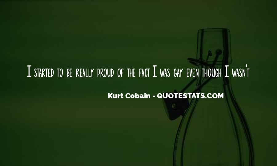 Cobain's Quotes #115123