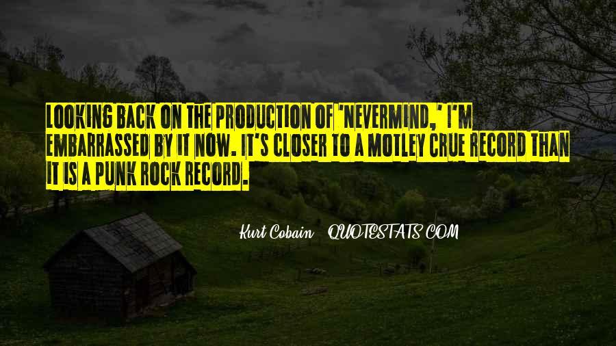 Cobain's Quotes #1237392